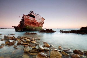 Graveyard of Shipwrecks