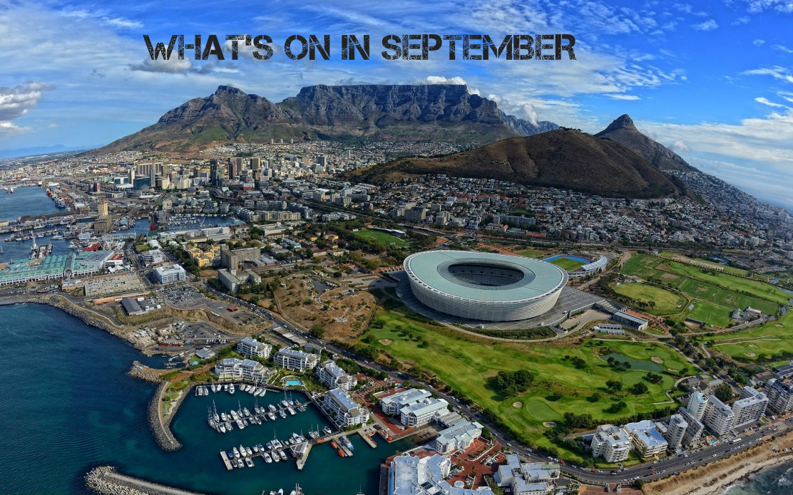 What's on in September