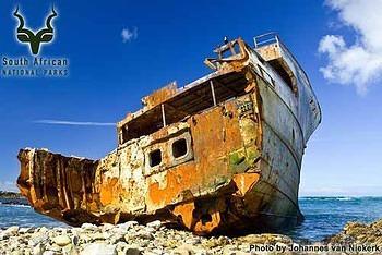 Agulhas - Shipwreck