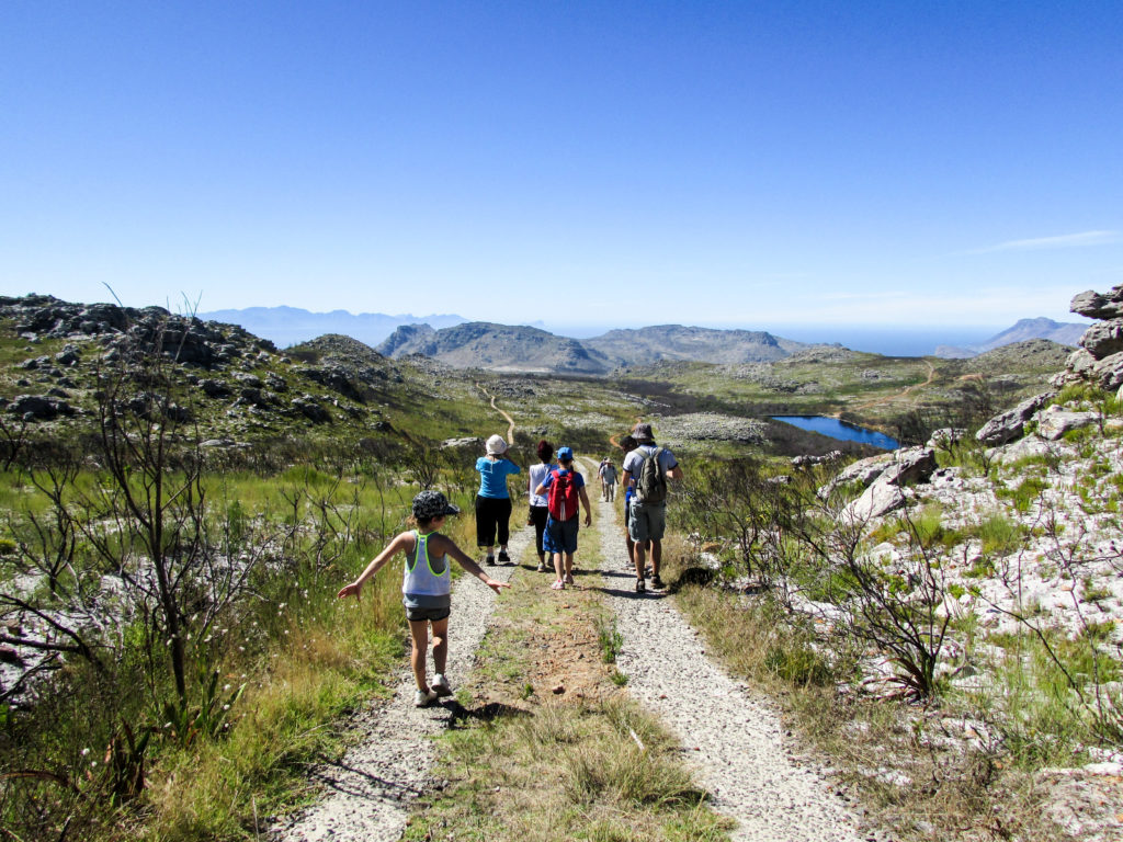 Hiking Elephant's Eye, Silvermine, Cape Town. Photo Credit: Jbdodane- Flickr.