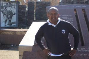 Raymond in Johannesburg