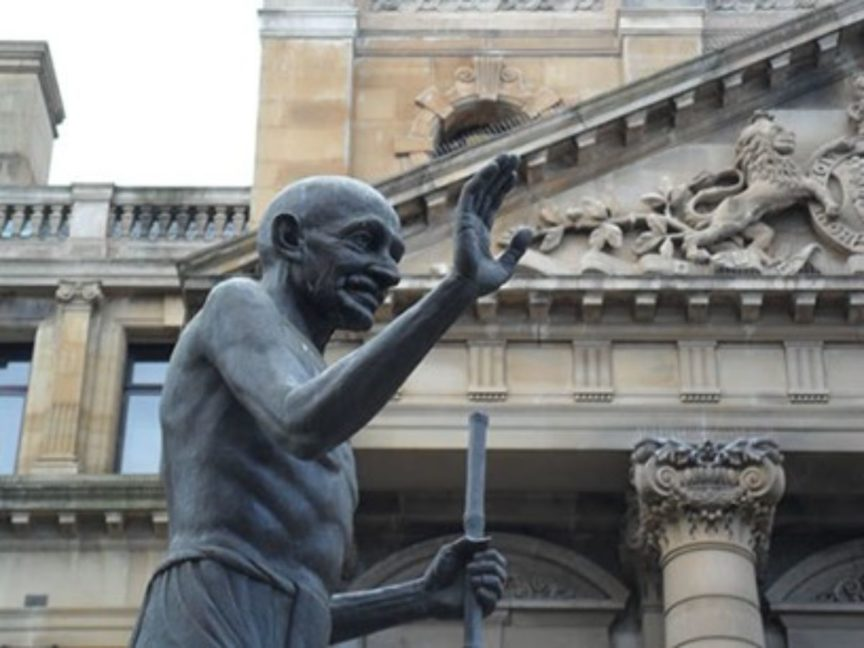 With-your-car-hire-Johannesburg-from-Jozi-to-KZN-mahatma-gandhi-statue-min