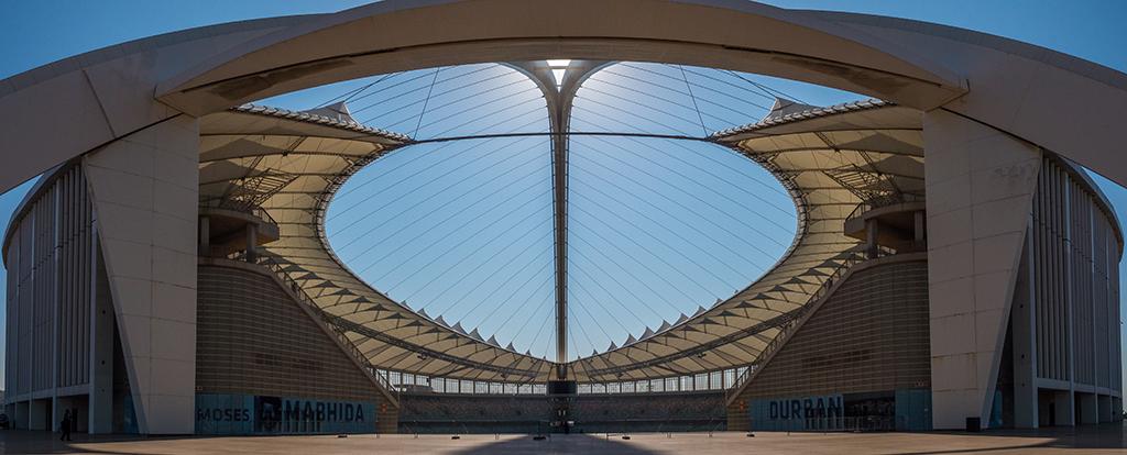 Big Swing at Moses Babhida Stadium - Around About Cars