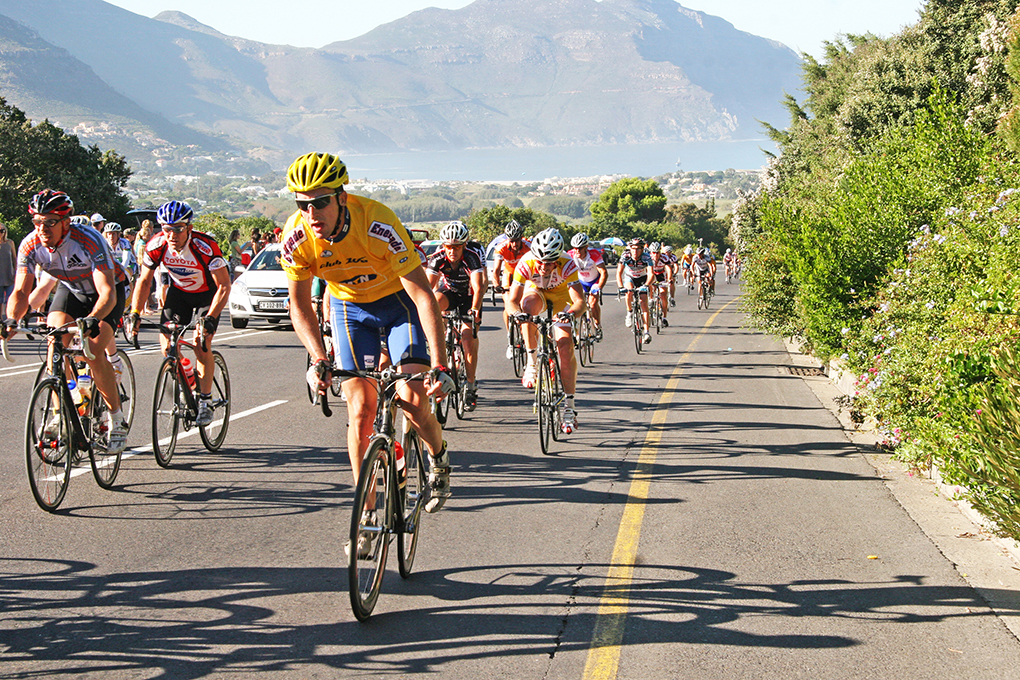 Cape Town Cycle Tour 2017 - Around About Cars
