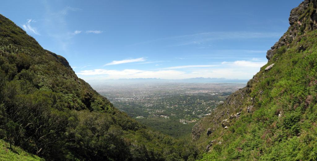 Skeleton Gorge Table Mountain - Around About Cars