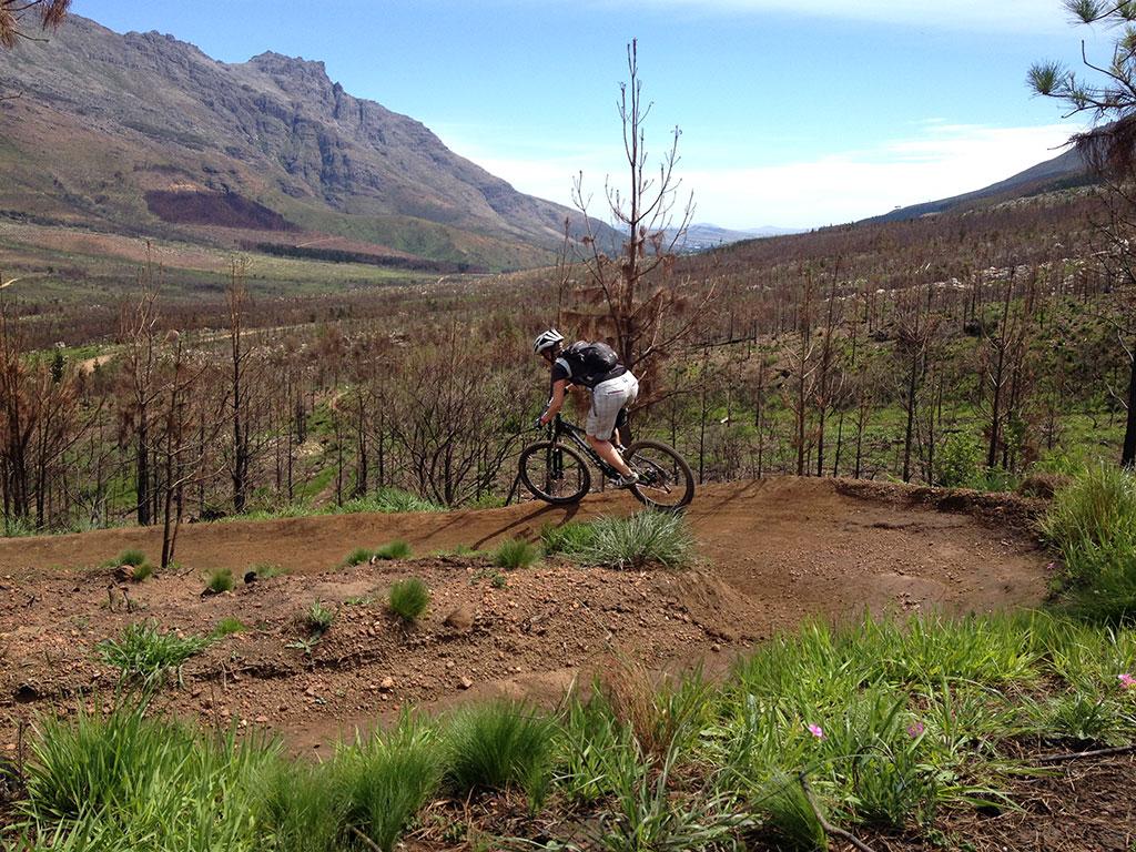 Mountain Biking 6.