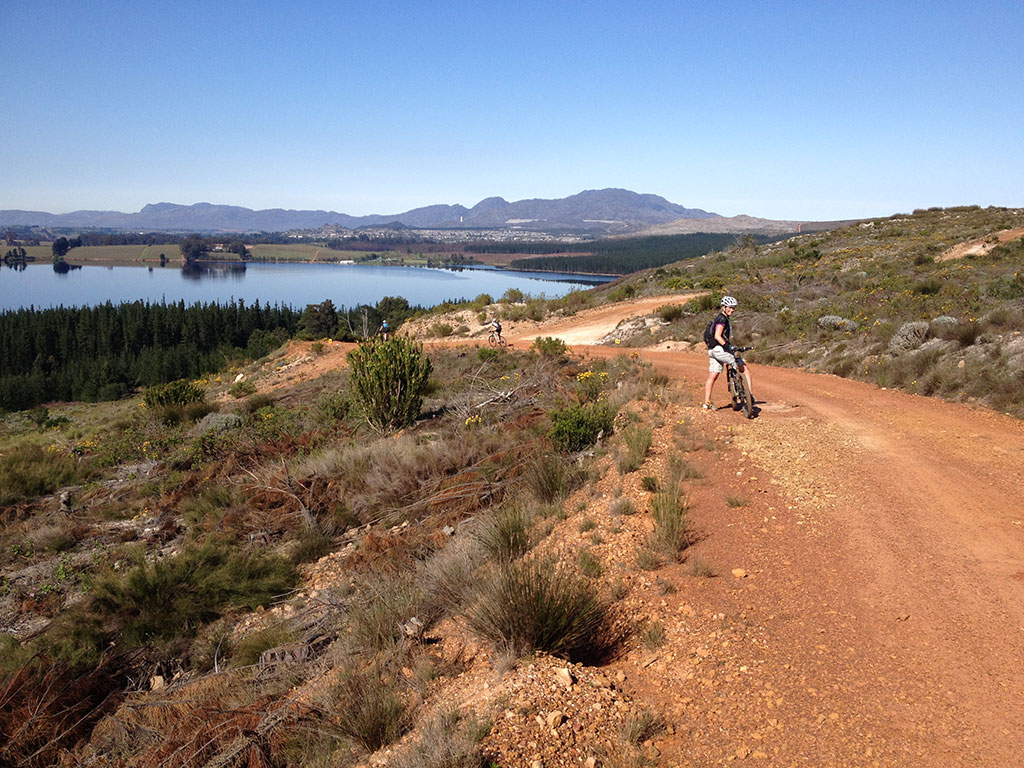 Mountain Biking 5.