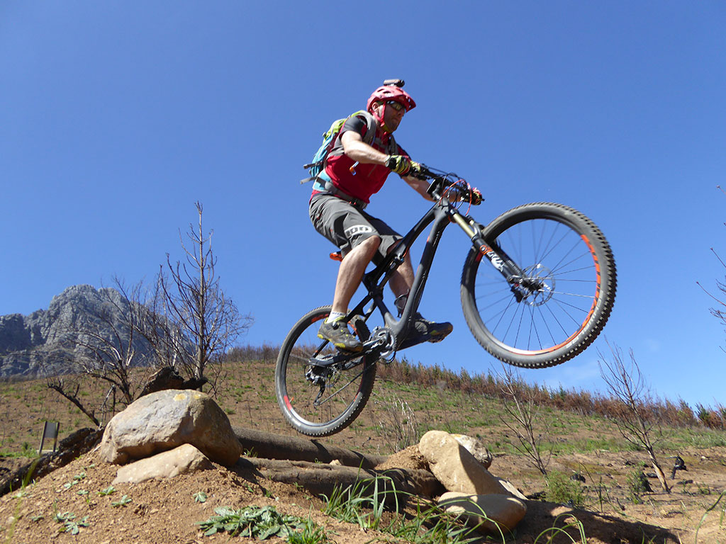 Mountain Biking 11.