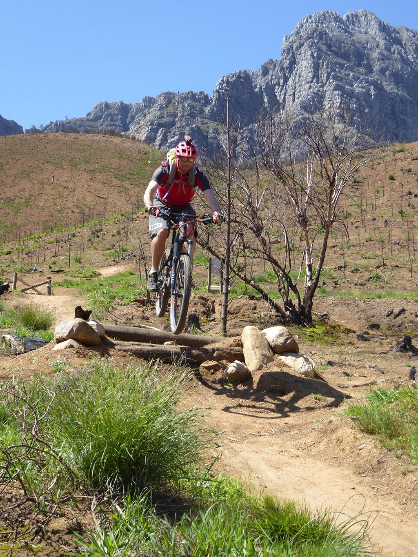 Mountain Biking 9.