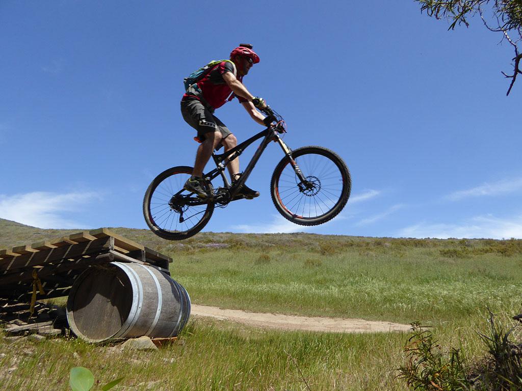 Mountain Biking 10.