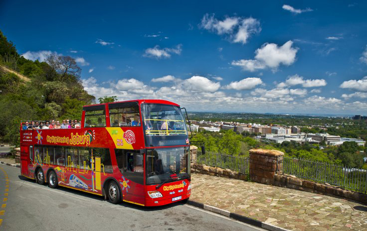 Red Bus City Sightseeing Tour - Around About Cars