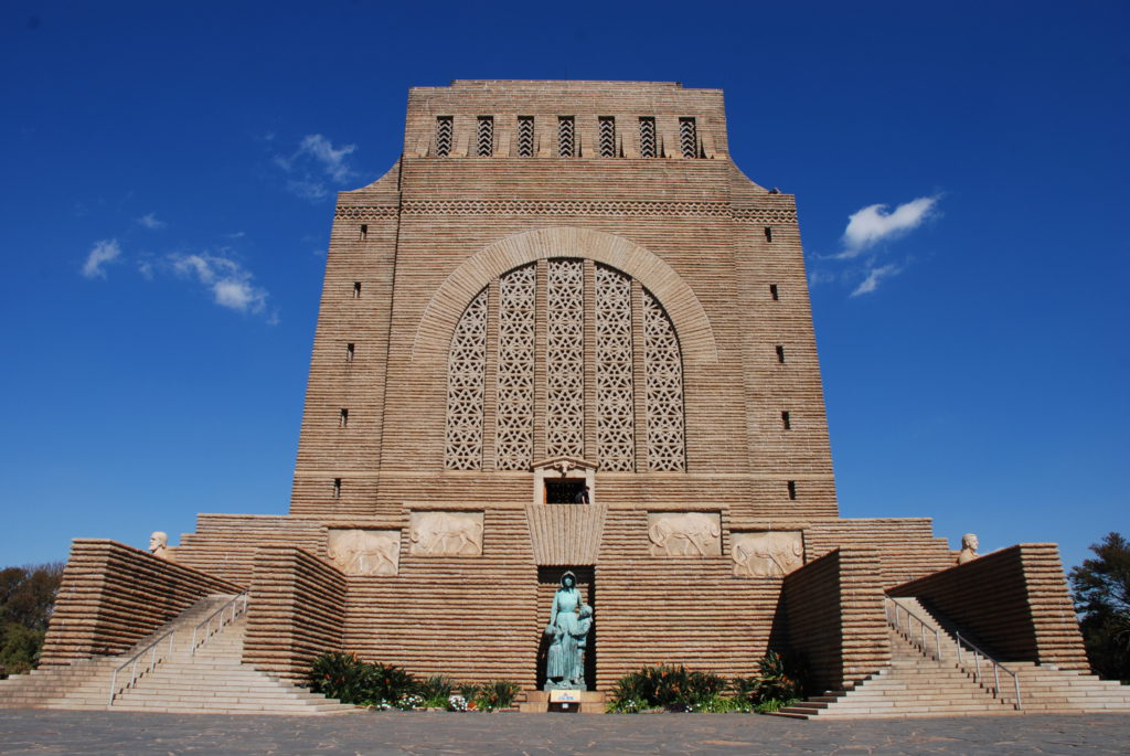 Voortrekker Monument - Around About Cars