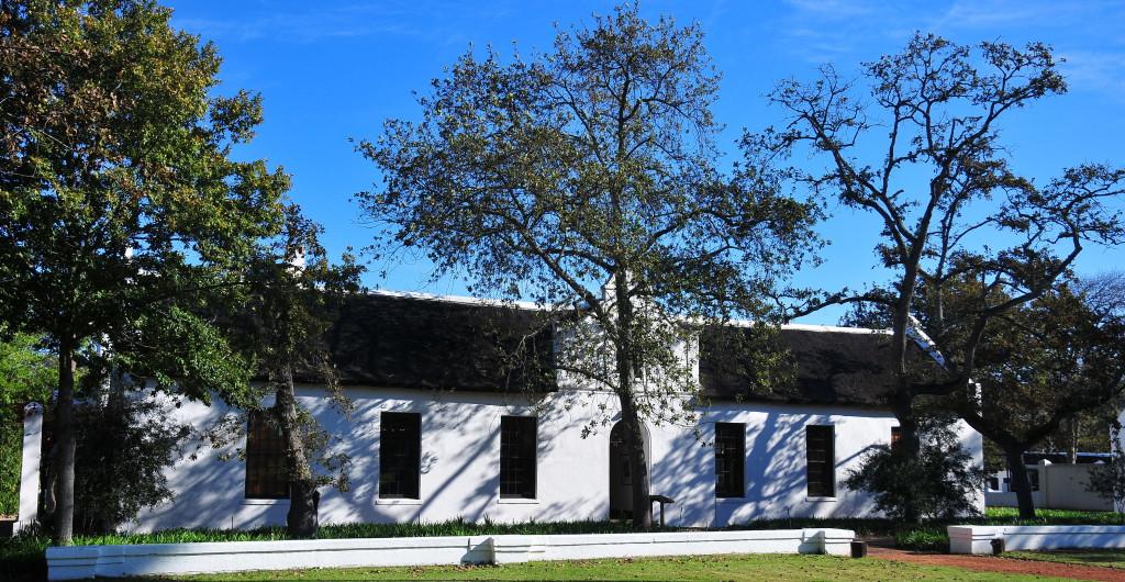 Top Wine Estates - Spier Wine Farm - Around About Cars