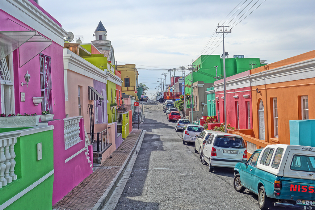 Bo-Kaap - Around About Cars
