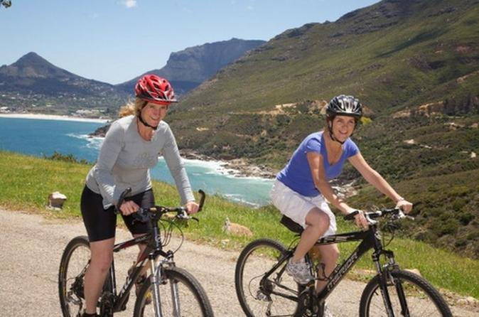Camps Bay to Hout Bay.