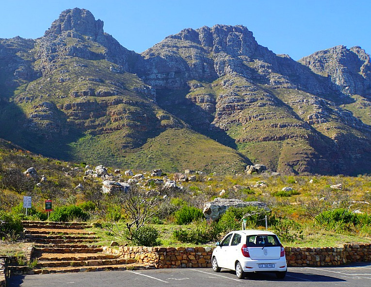 Cape Mountains - Around About Cars