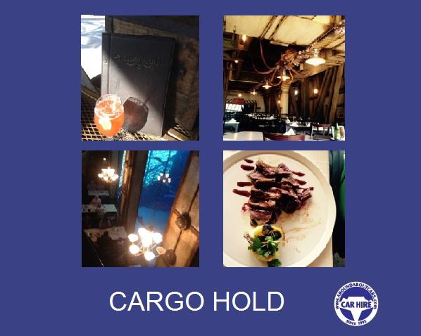 Cargo Hold Restaurant.