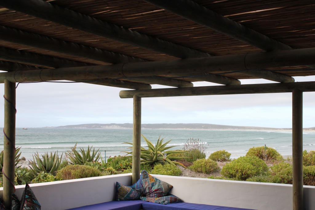 KICK BACK AND TAKE IN THE VIEW IN A COTTAGE IN PATERNOSTER