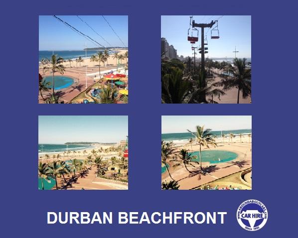 Durban beachfront.