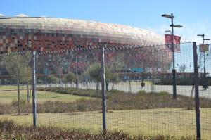 FNB Stadium.