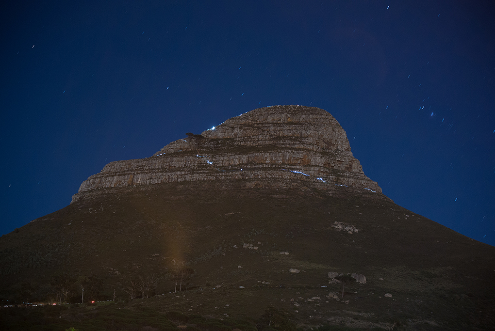 Full Moon Hike up Lions Head - Around About Cars
