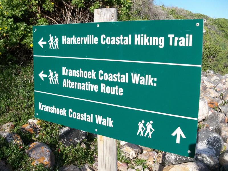 Hiking trails.
