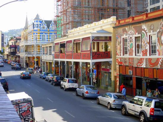 Long Street Cape Town.