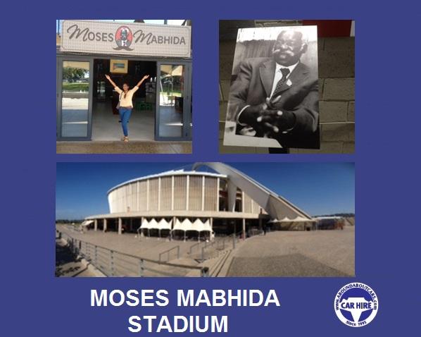 Moses Mabhida Stadium 2.