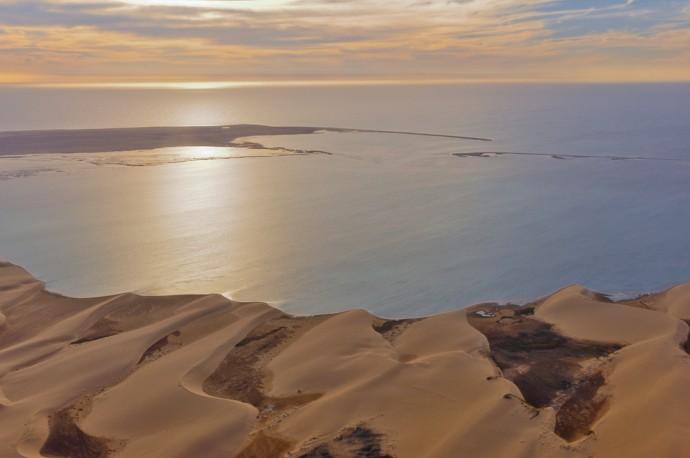 Namibia Dunes.
