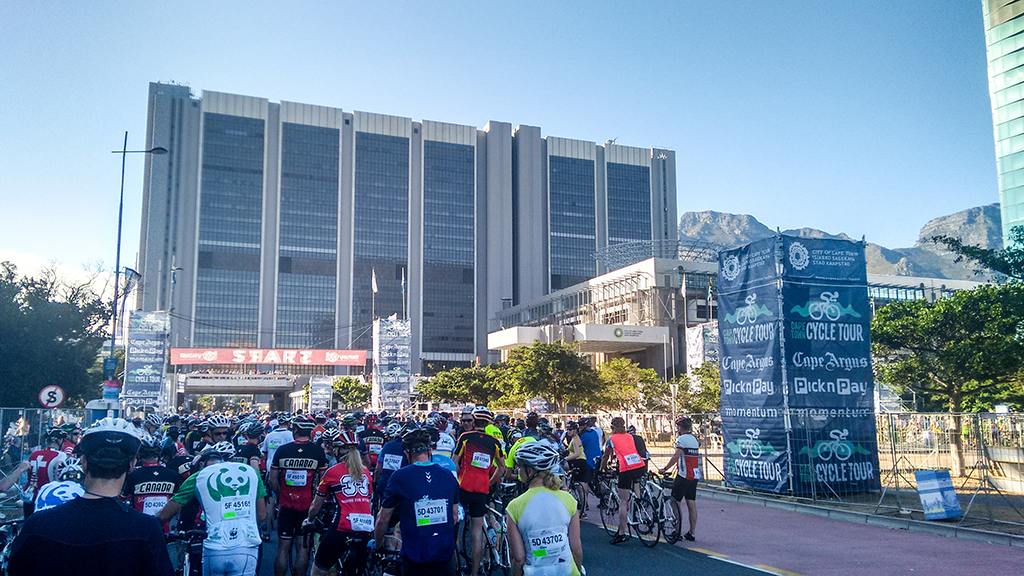 Cape Town Cycle Tour 2017 Tips for Riders - Around About Cars